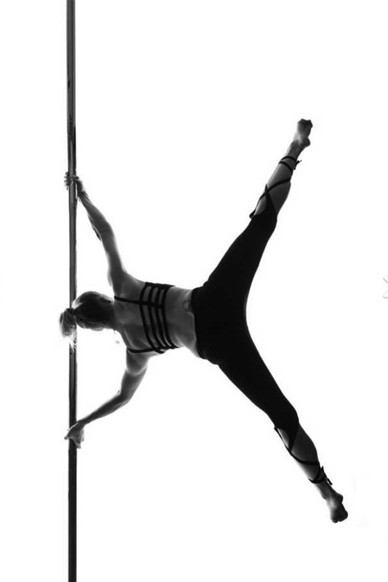 Pole and Move   Team: Larissa