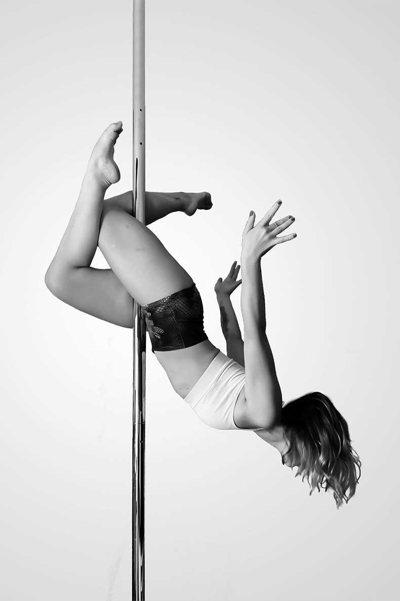 Pole and Move   Team: Svenja